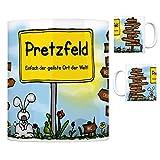 trendaffe - Pretzfeld - Einfach die geilste Stadt der Welt Kaffeebecher