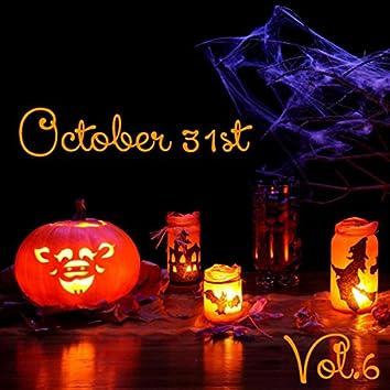 October 31st, Vol.6