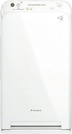 ダイキン ストリーマ空気清浄機 25畳 ワイヤレスリモコン付き ACM55U-W ホワイト