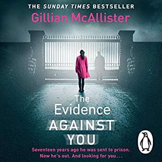 The Evidence Against You                   By:                                                                                                                                 Gillian McAllister                               Narrated by:                                                                                                                                 Zoe Telford                      Length: 13 hrs and 59 mins     13 ratings     Overall 4.3