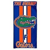 WinCraft NCAA Florida Gators 30x60 Beach Towel, Team Color, One...