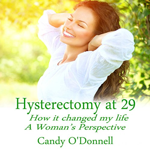 Hysterectomy at 29 cover art