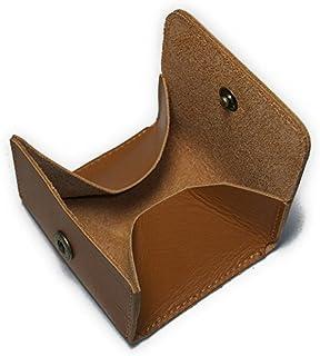 [革工房サトウ] 日本製 本革 ボックス型 コインケース 小銭入れ メンズ レディース コンパクト