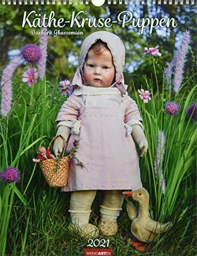 Käthe Kruse Puppen Kalender 2021
