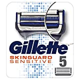 Gillette SkinGuard Sensitive Rasierklingen Für Männer, 5 Stück
