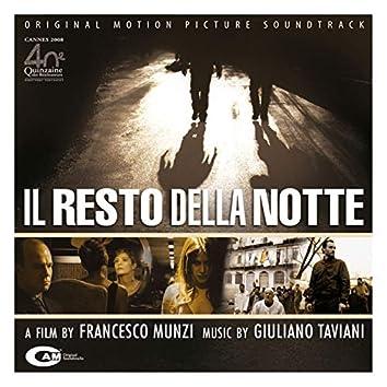 Il resto della notte (Original Motion Picture Soundtrack)