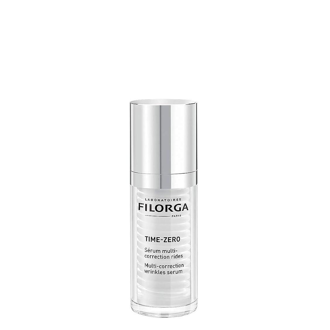 しっとり有効祖母Filorga Time-Zero Multi-Correction Wrinkles Serum 30ml