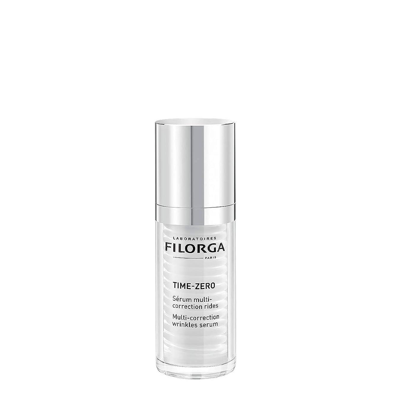 アルカトラズ島オーストラリアアソシエイトFilorga Time-Zero Multi-Correction Wrinkles Serum 30ml