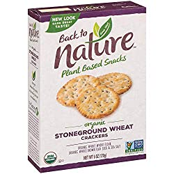 Image of Back to Nature Crackers,...: Bestviewsreviews