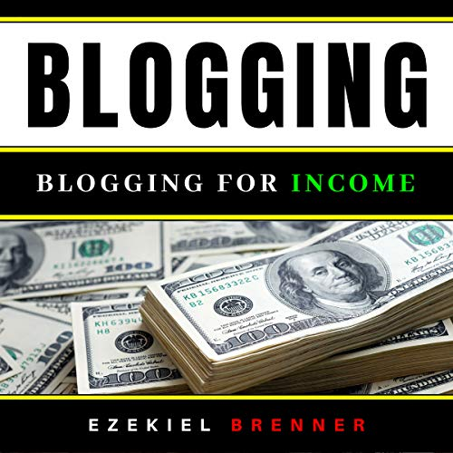 『Blogging: Blogging for Income』のカバーアート