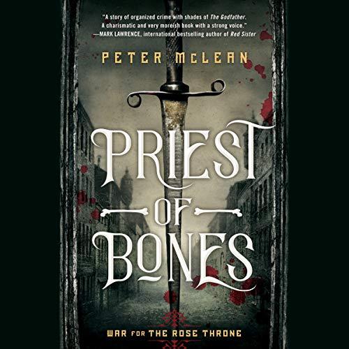 Priest of Bones Audiobook By Peter McLean cover art