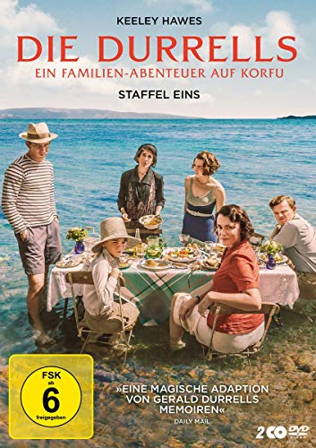 Die Durrells - Staffel Eins