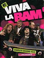 Viva La Bam: Complete Fourth & Fifth Seasons [DVD] [Import]