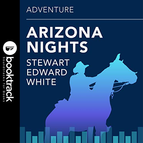 Arizona Nights audiobook cover art