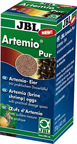JBL ArtemioPur Eier zum Anmischen von Lebendfutter, 40 ml