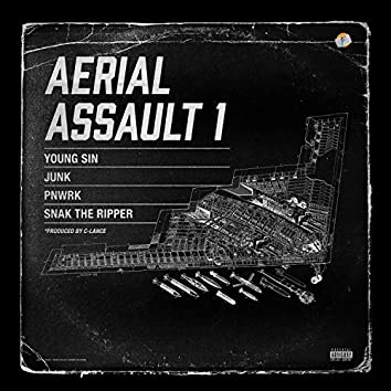 Aerial Assault 1 (feat. Junk, Pnwrk & Young Sin)