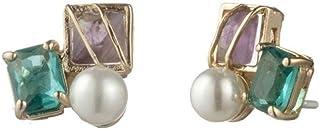 Carolee Wopmen's Cluster Stud Earring