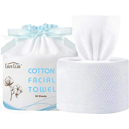 ITO Disposable Cleansing Face Skin Cotton Towel 80sheets