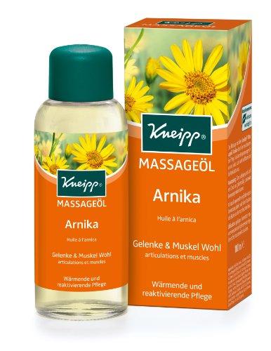 Kneipp Massageöl Arnika Gelenk und Muskel Wohl, 100ml
