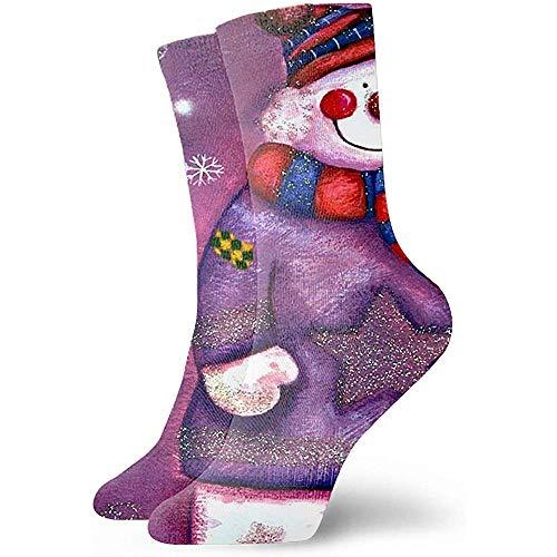 chongha open haard kerststoel print kunst persoonlijkheid mode nonchalant polyester sokken