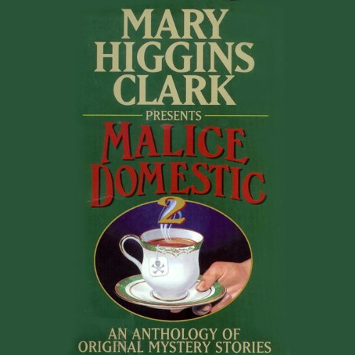 Malice Domestic 2: An Anthology of Original Mystery Stories (Unabridged) Titelbild
