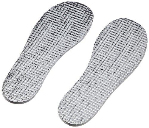 Playshoes Kinder Thermo, Größe 20/21-34/35 Einlegesohlen, Silber (original 900), Einheitsgröße 100. Grams