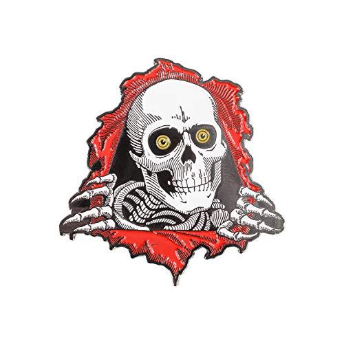 Powell Peralta - Spilletta a spilla, colore: Rosso 2