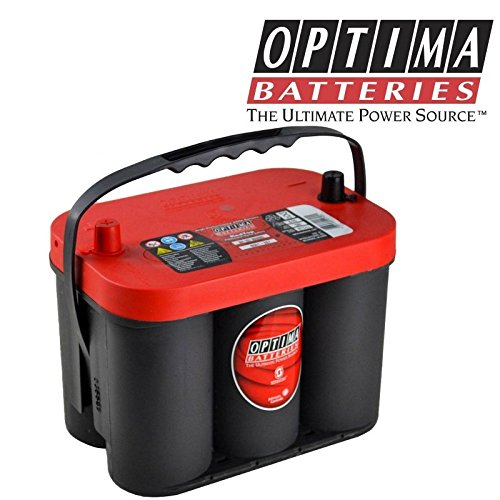 Batterie Auto Original Optima RTC 4.2 AGM 50 Ah und 1000 A