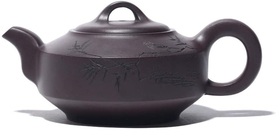 Teapot Japanese, Famous Hand-Tea Cup Very popular Clay Old Ultra-Cheap Deals Purple