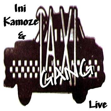 Live 86 Vol 1 = Taxi Gang - Ini Kamoze