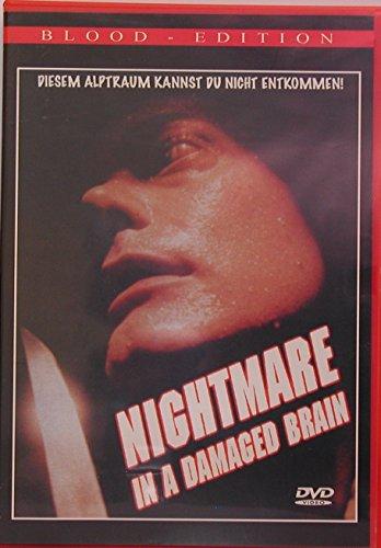 Nightmare in a Damaged Brain [VHS]