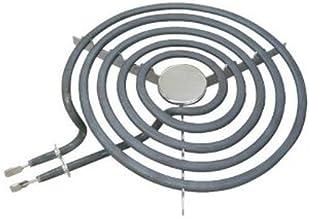 ClimaTek Upgraded Cooktop Stove 8 Range//Stove Surface Burner Element Fits Roper KitchenAid WPW10259865 AP6018065 9781325