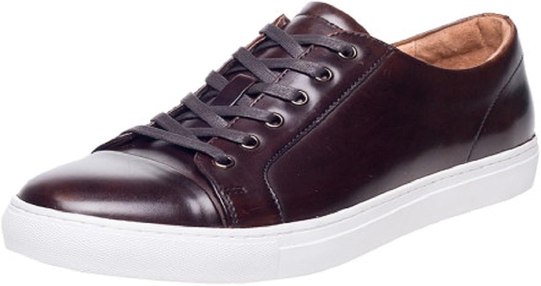 John White Men's Halcyon Premium Sneaker Calf Leather shoes