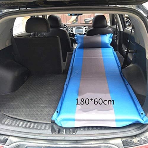 K-ONE Materasso ad Aria per Auto Non Gonfiabile Posteriore SUV Lettino da Viaggio per Auto Speciale Tappetino per Dormire Pieghevole Bagagliaio per Auto Cd50 Q04, N.