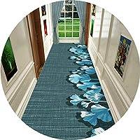 CnCnCn 3D 廊下 カーペット ランナー 玄関玄関マット リビングルーム コーヒーテーブルマット エリアラグ 寝室 バルコニー フロアマット (Color : B, Size : 80x160cm)