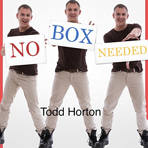 No Box Needed audiobook cover art