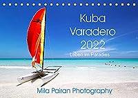 Kuba Varadero 2022 Leben im Paradies (Tischkalender 2022 DIN A5 quer): Ein sonniges Jahr im Paradies auf Kuba (Monatskalender, 14 Seiten )