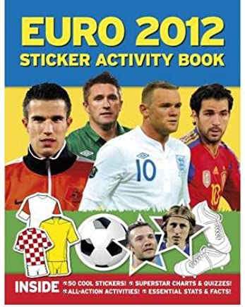 [(Euro 2012 Sticker Activity Book)] [ Carlton Books Ltd ] [April, 2012]