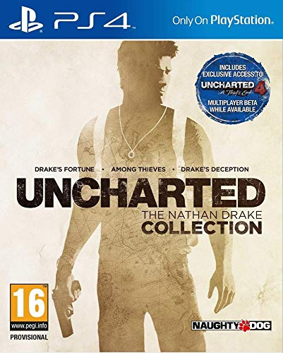 Uncharted: The Nathan Drake Collection [AT-PEGI]