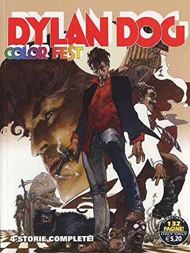 DYLAN DOG COLOR FEST N.11 - Dylan Dog Color Fest 11