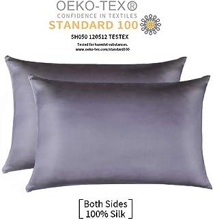 Amazon Com 100 Silk Pillowcase