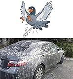 Prank Ideas Fake Bird Poop for Cars Pranks Special Effects Gag Toys Bad Parking April Fools (1 Pack)