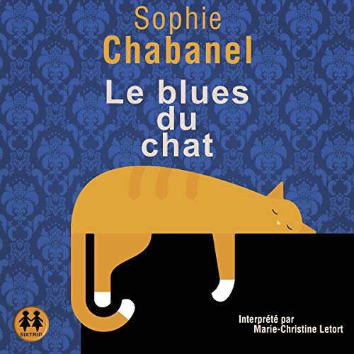 Couverture de Le blues du chat
