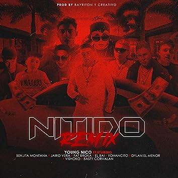 Nitido (feat. Fat Broka, Benjita Montana, Jairo Vera, EL BAI, Yohancito, Dylan El Menor, Vishoko & Basty Corvalan)