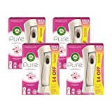 Air Wick FRESHMATIC Ultra Automatic Spray - Starter Kit, Pure Tropical...