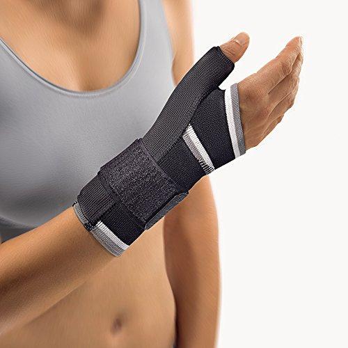 BORT Daumen-Hand-Bandage L schwarz