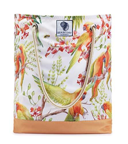 Bolsa de playa o bolsa de viaje, impermeable, ideal como bolsa de gimnasio y bolsa de mano
