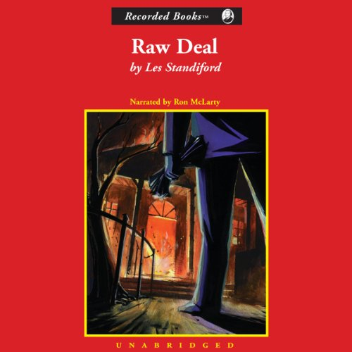Raw Deal audiobook cover art