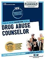 Drug Abuse Counselor