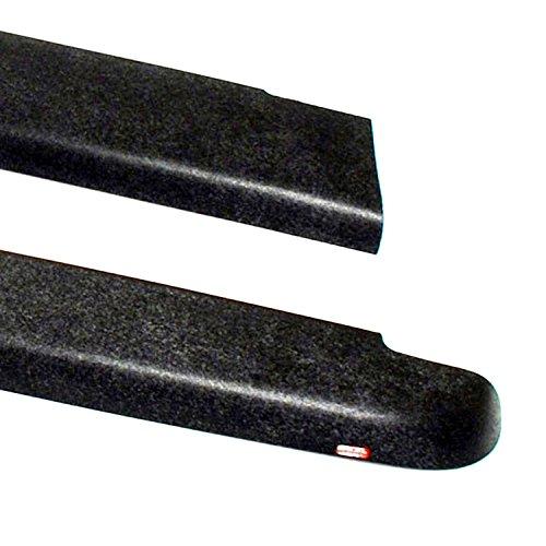 Wade 72-40111 Truck Bed Rail Caps Black...